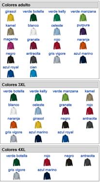 Colorido chaqueta polar Dakota