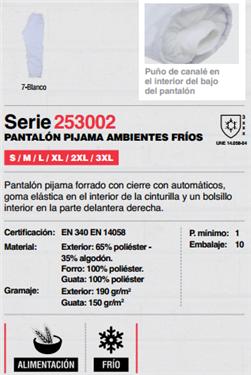 Ficha Pantalon V253002