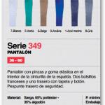 Ficha pantalon 349