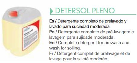 Detergente lavanderia liquido
