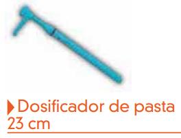 Dosificador de pasta 23 cms