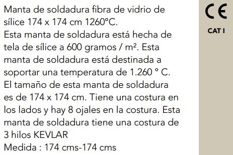 Ficha manta soldadura 1866