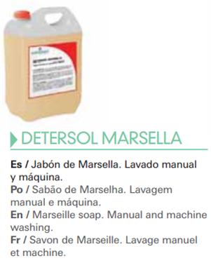 Jabon marsella