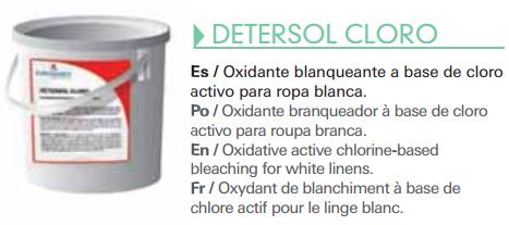 Oxidante blanqueante